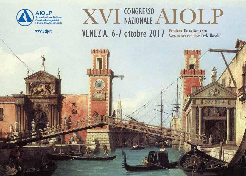 Anteprima Brochure XVI Congresso Nazionale AIOLP 2017